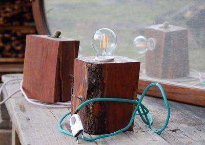 lampička švestka